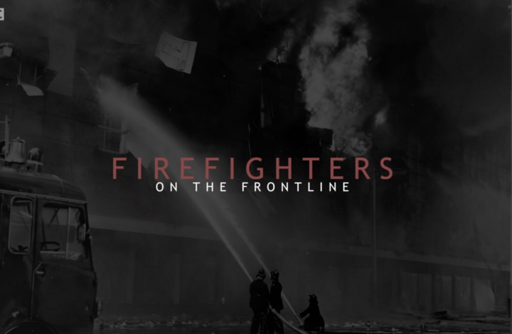 Firefighters on the Frontline